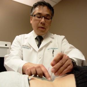 Acupuncture article