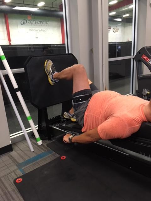 Blood Flow Restriction Therapy - Orthopedic Institute