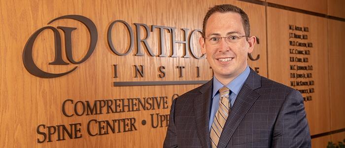 Orthopedic Institute Sioux Falls - Dr. Jonathon Geisinger
